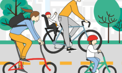 Domenica a Desio il Ciclonvalla day, una pedalata di 10 km per sperimentare la mobilità attiva