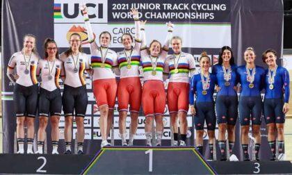 Sara Fiorin conquista un bronzo Mondiale