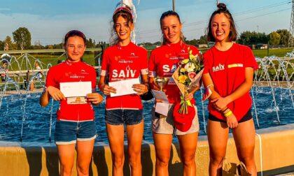 Campionati regionali al Velodromo di Dalmine: buoni risultati per la SC Cesano