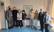 La Riabilitazione dell'ospedale di Seregno intitolata al dottor Jones