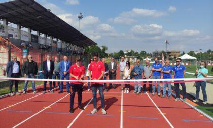 Atletica Concorezzo in festa: inaugurata ufficialmente la nuova pista