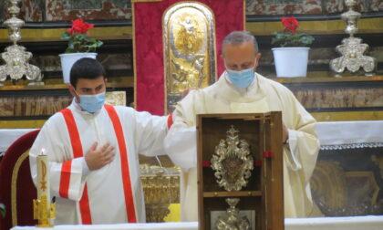 Besana ha accolto le reliquie di santa Madre Teresa di Calcutta
