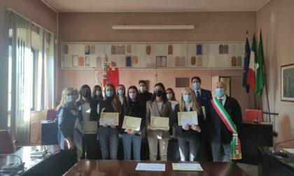 Scuola e sport, il Comune di Cornate premia i suoi alunni più brillanti