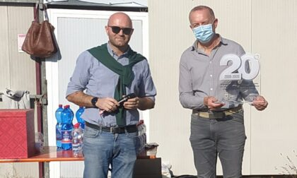 Sono stati in trincea contro il Covid, il Comune ringrazia i volontari dell'hub vaccinale
