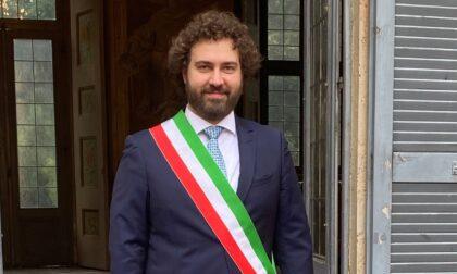 Primo giorno in Comune per il neo sindaco di Vimercate Francesco Cereda