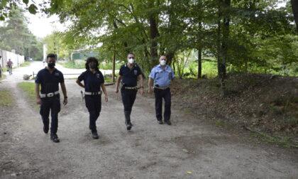 Controlli Parco Groane,  un denunciato dalla Polizia Locale