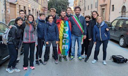Da Agrate una delegazione guidata dal vicesindaco Marco Valtolina alla marcia della pace ad Assisi