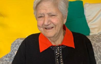 E' andata a votare nonostante i problemi di salute. A quasi 91 anni nonna Angela è un vero esempio