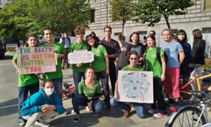 Fridays for Future: una biciclettata per il clima