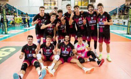 Volley Serie A3: Prima vittoria di stagione per Brugherio