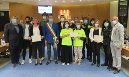 Carate, encomio a medici e volontari dell'hub Polaris