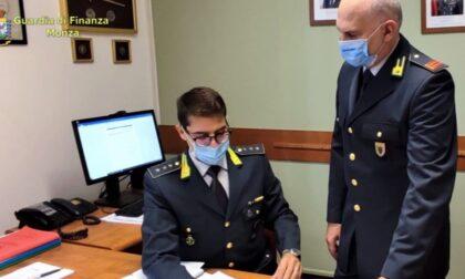 Fatture false per 1,5 milioni di euro: sequestrati beni per 700mila ad una ditta di Giussano
