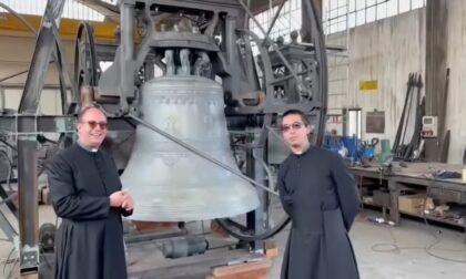 Lesmo, tutto pronto per il ritorno delle campane