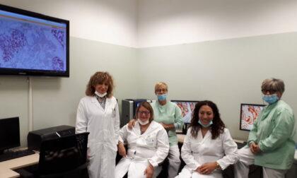 Ospedali pubblici e laboratori privati visitano il centro di Anatomia Patologica vimercatese