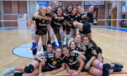 Ottimo inizio per le giovanili del Busnago Volleyball Team