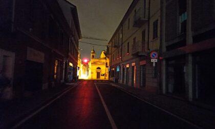 Città al buio: partito il pronto intervento per i lampioni spenti
