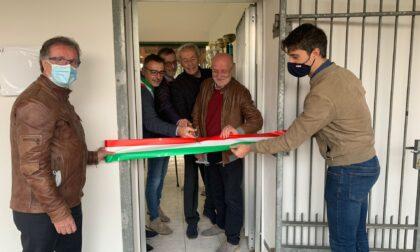 Rinnovata la sede del Csa ad Agrate, da oggi intitolata a Cesare Brambilla