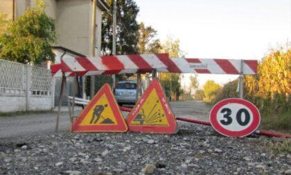 Cantieri notturni per asfaltare le strade più trafficate