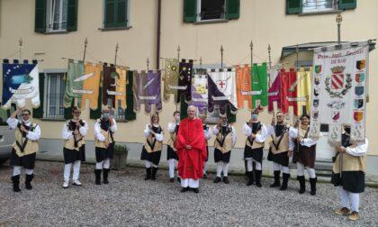 Desio, Messa delle contrade del Palio degli Zoccoli.