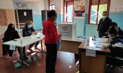 Ballottaggio a Desio: al termine della prima giornata ha votato il 35,72 per cento degli elettori
