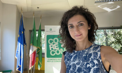 Marianna Sala è la coordinatrice nazionale del Corecom