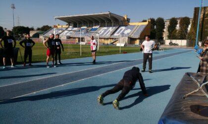 Prove ginniche al concorso per entrare nella Polizia Locale