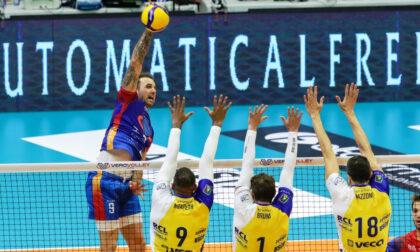 Vero Volley da sballo: è finale di Supercoppa